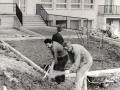 Budování školky2