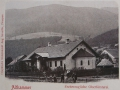 Hájovna Ostravice kol.r.1900