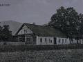 Obecní hostinec na Ostravici kol. r 1933